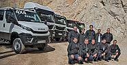 Iveco Trakker, Astra ve Daily serisini tanıttı