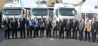 IVECO'dan MY Logistics'e 61 kamyon satışı...