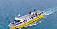 İzmir - Selanik gemi seferleri