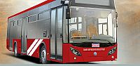 İzmir'e 110 yeni otobüs geliyor