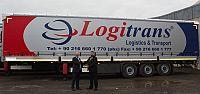 Logitrans Tırsan ile yatırımlarına devam...