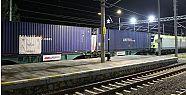 Marmaray hattı ile ilk ihracat treni Almanya'ya