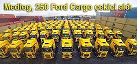 Medlog 250 Ford Cargo çekici aldı