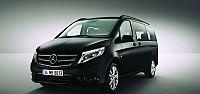 Mercedes'in yeni yıldızı Vito Select...
