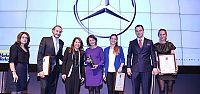 Mercedes-Benz itibarına itibar kattı