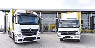 Mercedes-Benz Kamyonlar Malatya'ya teslim