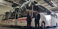Mercedes-Benz Türk 15 otobüs teslimatı