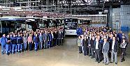 Mercedes-Benz Türk, 85.000'inci otobüsü
