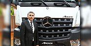 Mercedes-Benz Türk inşaat kamyonlarını