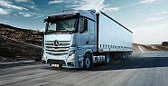 Mercedes-Benz Türk kamyonda yılın son