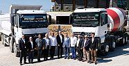 Mercedes-Benz Türk'ten 150 araçlık