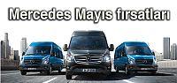 Mercedes-Benz Türk'ten Mayıs ayına...