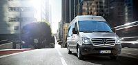 Mercedes otomobil ve hafif ticari araç...