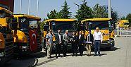 Mertur, Scania güvencesi ile taşıyacak