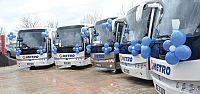Metro Turizm, Safir VIP alımını 100'e...