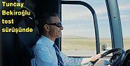 NEOPLAN Yeni Tourliner'ın ilk test sürüşü