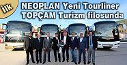 NEOPLAN Yeni Tourliner'lar TOPÇAM Turizm