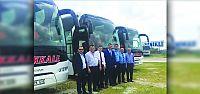 Nişikli Turizm, 4 Neoplan Tourliner aldı...