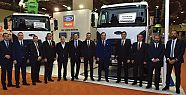 Nuh Beton, 35 Ford Trucks inşaat aracı
