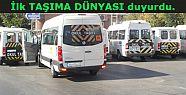 Okul servis araçlarındaki donanımlara