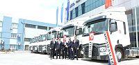 Öney Taşımacılık 10 Renault Trucks...
