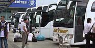 Otobüs seferleri iptal edilebilecek