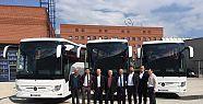 Otobüsçünün gözdesi Tourismo yatırımı