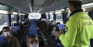 Otobüslerde %50 doluluk 1 Ekim'e...