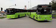 Otobüslere ve dolmuşlara paralı binişe