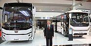 Otokar Busworld Turkey'e 5 otobüsle katıldı