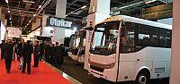 Otokar, Transist 2016'da yenilikçi araçlarıyla...