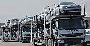 Otomotiv ihracatı ağustosta yüzde 9,4