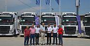 Özçelik Transport 10 Volvo Trucks aldı