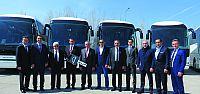 Pamukkale Turizm 75 MAN ve NEOPLAN otobüs...