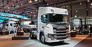 Scania, IAA'da Sürdürülebilir Taşımacılık