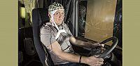 Scania, sürücülerin beynini izliyor