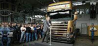 Scania Zwolle Fabrikası 50. yılını kutluyor