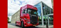 """Scania'dan kişiye özel seri """"Kızıl..."""