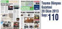Taşıma Dünyası Gazetesi_110_PDF 28 Ekim 2013