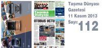 Taşıma Dünyası Gazetesi_112_PDF 11 Kasım 2013