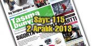 Taşıma Dünyası Gazetesi_115_PDF 2 Aralık 2013