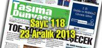 Taşıma Dünyası Gazetesi_118_PDF 23 Aralık 2013