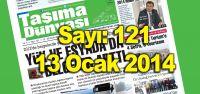 Taşıma Dünyası Gazetesi_121_PDF 13 Ocak 2014
