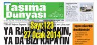 Taşıma Dünyası Gazetesi_123_PDF 27 Ocak 2014