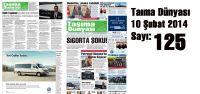 Taşıma Dünyası Gazetesi_125_PDF 10 Şubat 2014