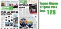 Taşıma Dünyası Gazetesi_126_PDF 17 Şubat 2014
