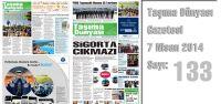 Taşıma Dünyası Gazetesi_133 PDF 7 Nisan 2014