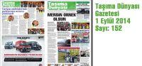 Taşıma Dünyası Gazetesi_152 PDF 1 Eylül...