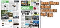 Taşıma Dünyası Gazetesi_154 PDF 15 Eylül 2014