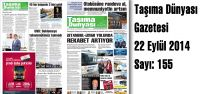Taşıma Dünyası Gazetesi_155 PDF 22 Eylül...